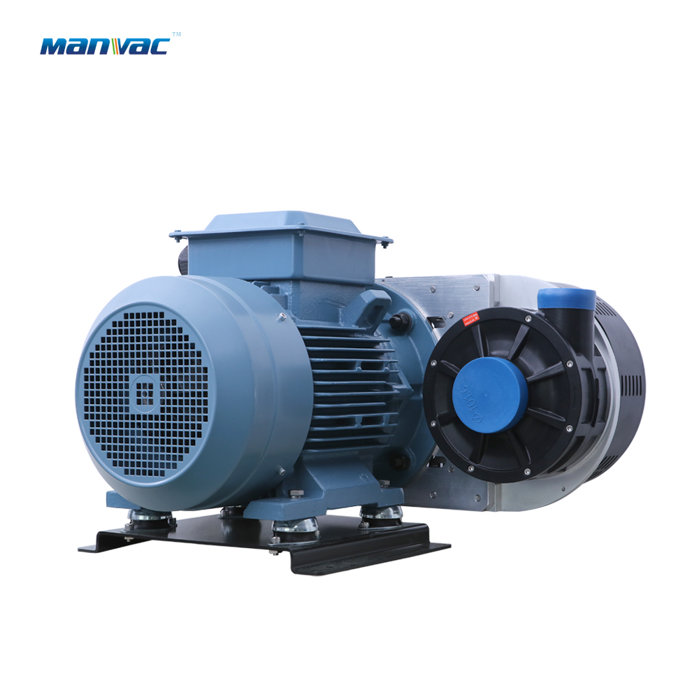 Air knive system centrifugal blower
