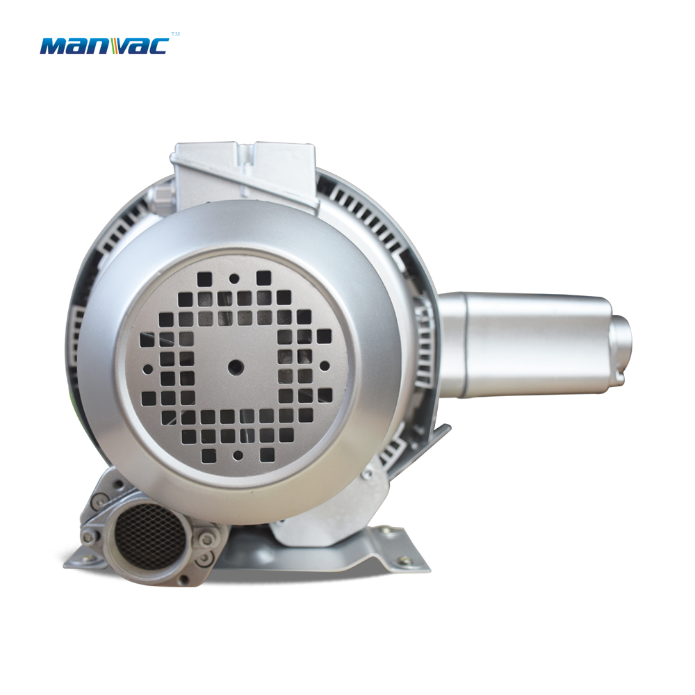 Double stage side channel blower LD 008 H43 R23