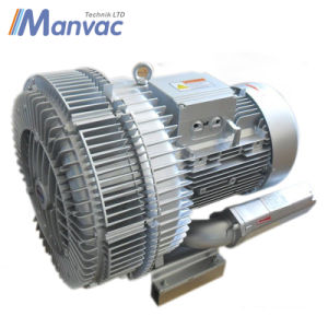Double stage side channel blower LD 110 H43 RB8